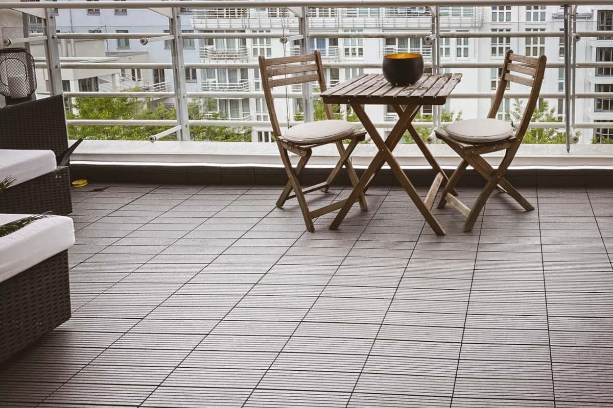 Balkon-/ Terrassensanierung